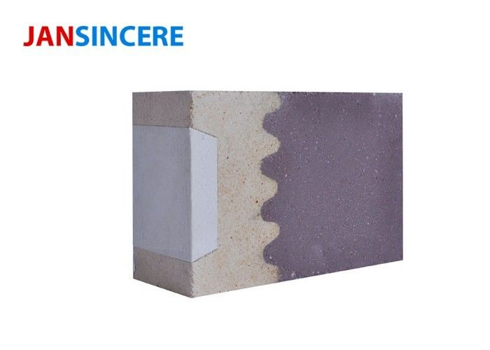 Industrial Furnace Chrome Corundum Brick Good Thermal Shock Resistance