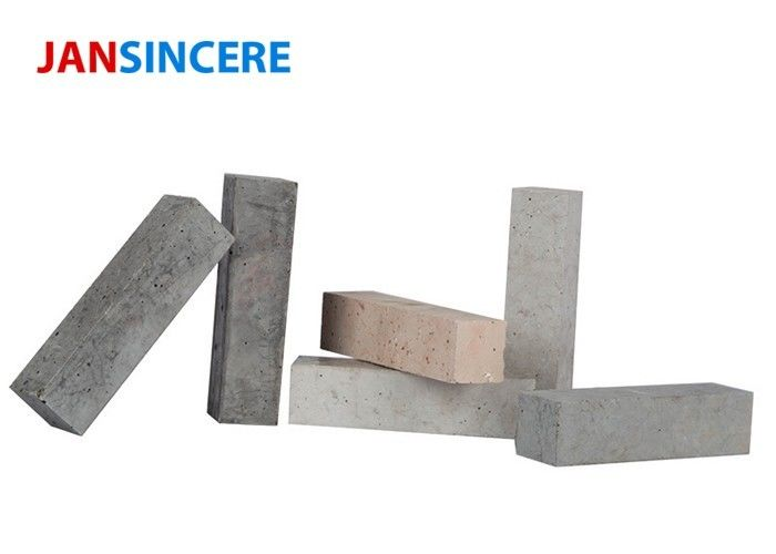 Steel Fiber Castable Refractory Cement Anti - Stripping Resistance For Smelting Furnace