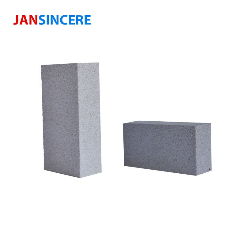 High Strength Poly - L Mullite Refractory Bricks , Heat Resistant Ceramic Fire Brick